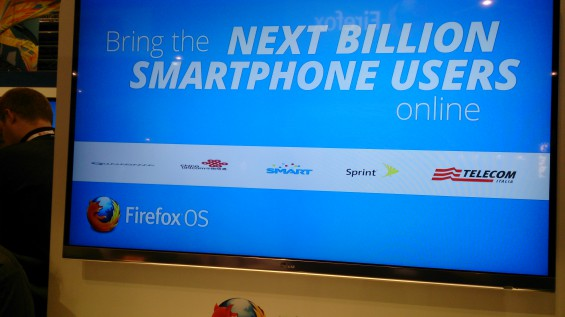 MWC   Firefox OS, a full demo
