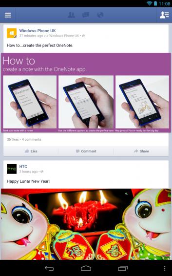 Facebook Nexus 7 (2)