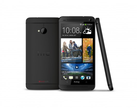 HTC One 3V Black