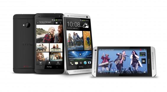 HTC One B&W