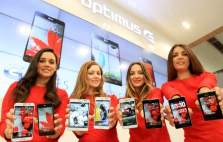 MWC   LG clarify each of the four Optimus ranges