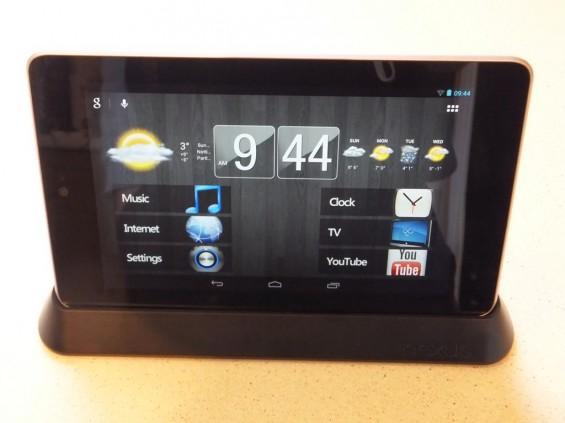 Nexus 7 Dock 5