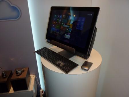 MWC   Asus transformer Aio PC