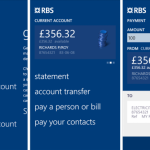 RBS Windows Phone app available now
