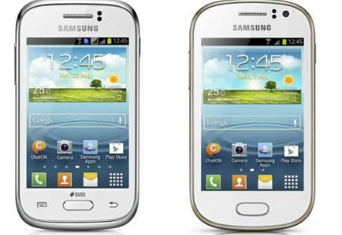 Samsung announce two low cost phones