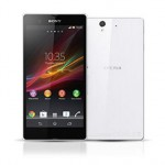 Sony Xperia Z With free MDR-1R SONY headphones, available for pre-order from Vodafone UK