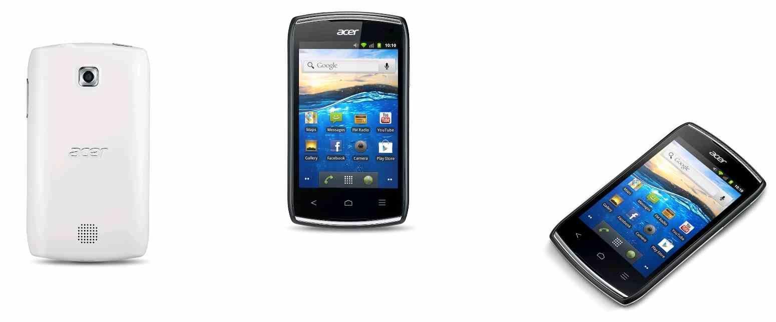 Deal   Acer Dual SIM Z110 £83.99