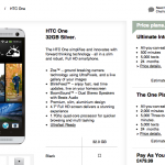 Pre-order HTC One on Three today