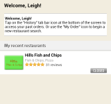 Android App Review   Hungry House