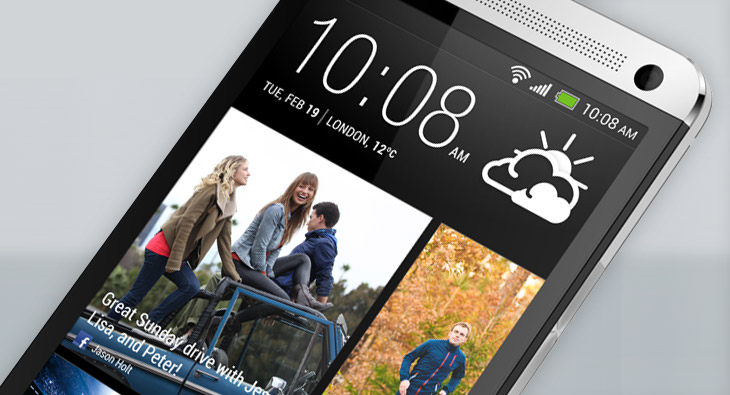 HTC Blinkfeed announced