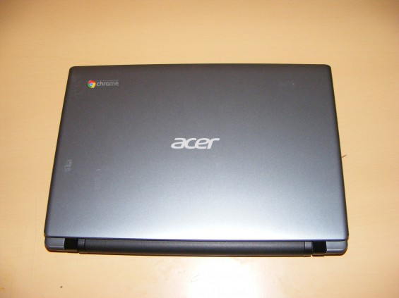 Acer C7 Chromebook Initial Impressions