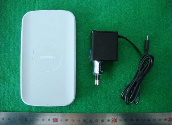 Samsung wireless charger at the FCC