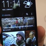 HTC One – Up close