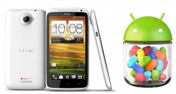 3 HTC One X JellyBean update now available