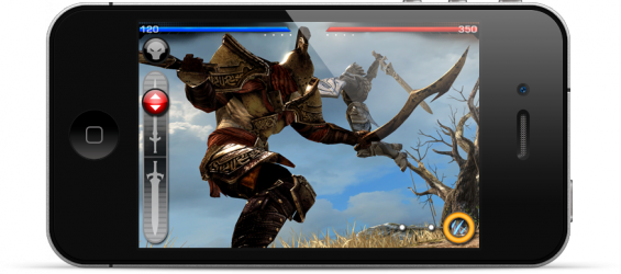 Infinity Blade goes free on App Store