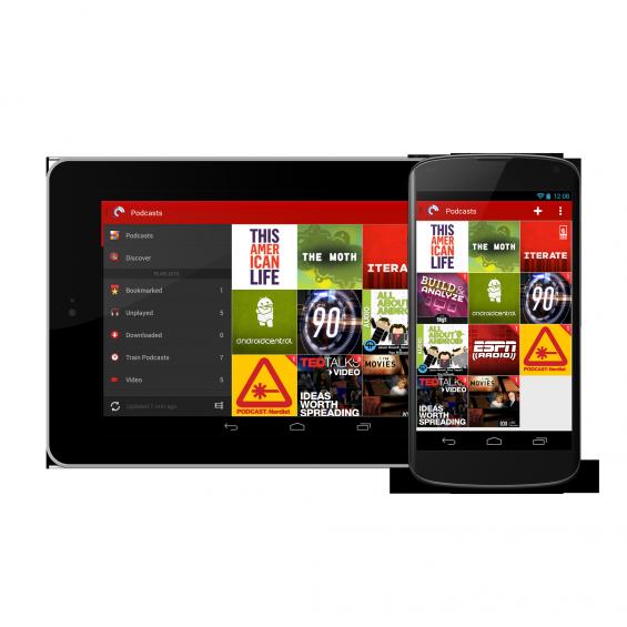 interface PocketCasts sync2