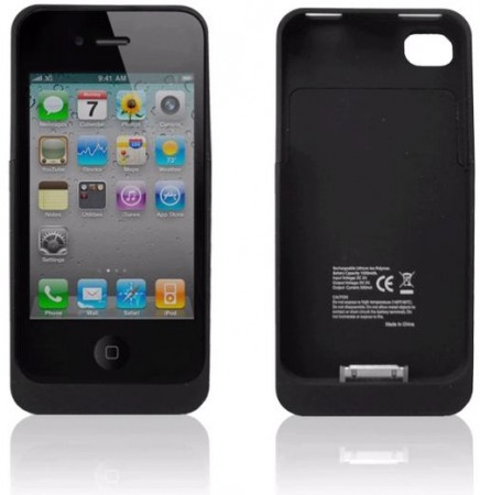 Deal   Dirt cheap iPhone 4 / 4S Battery Case