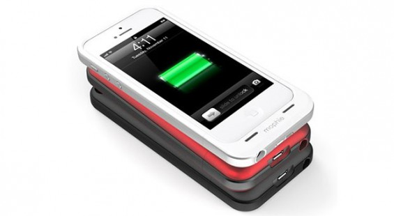 mophie juice pack air brings an extra 1 700 mah to iphone 5