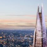 Put it up: Vodafone gets signal in The Shard