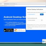 Getting your Android notifications in your Chrome browser….EASILY!