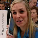 MWC – The story behind the Samsung Galaxy Note 8.0
