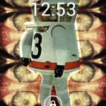 An animated GIF on your lock screen