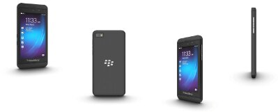 BlackBerry Z10 is now available SIM free in the UK