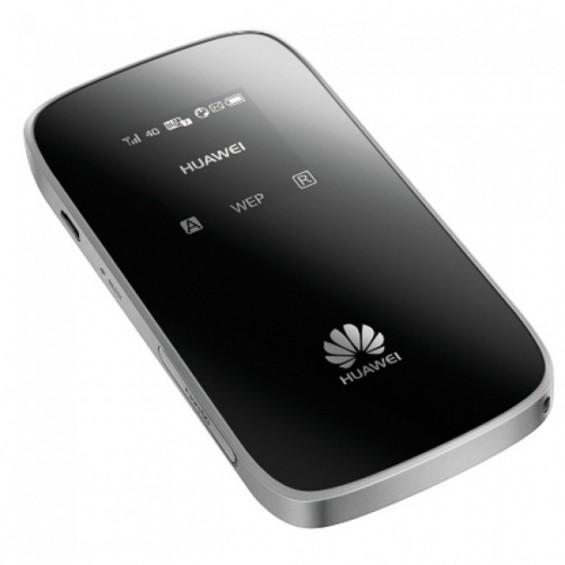 Huawei E589 unboxing