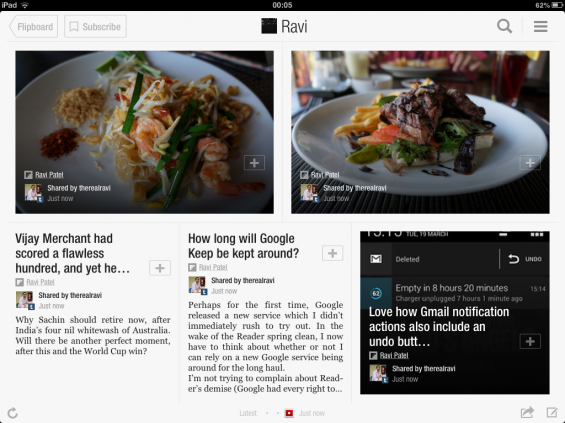 Flipboard 2.0 comes to iOS