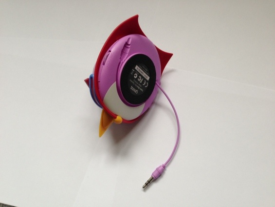 GEAR4 Angry Bird Speaker