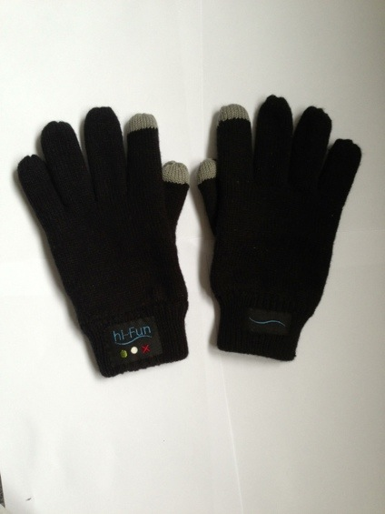 Hi Fun Bluetooth Gloves