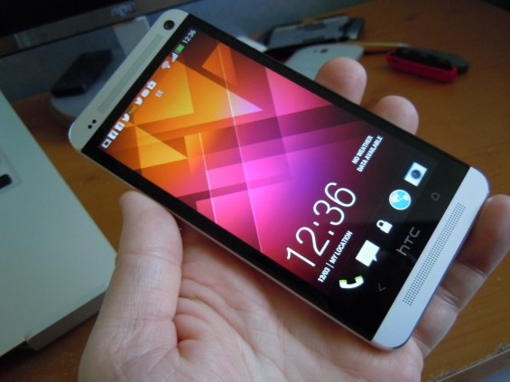 HTC One arrives at CoolSmartPhone