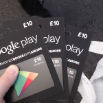 £30 of Google vouchers up for grabs
