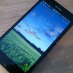 MWC – Behind the scenes. The Sony Xperia Z, our essential gadget.