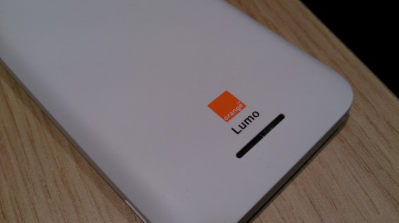 MWC   Up close, the Orange Lumo