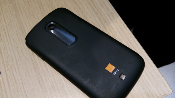 MWC   Up close, the Orange Nivo