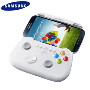 Samsung Game Pad for the S4 available in May. It wont be cheap though!