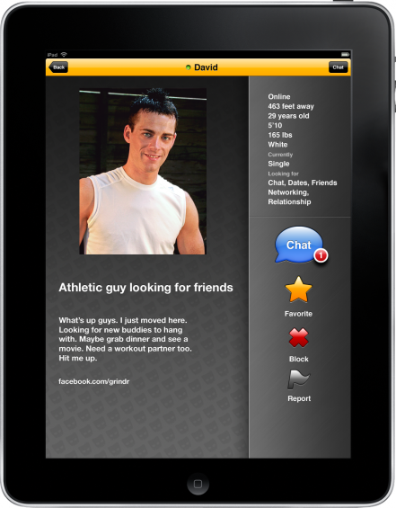 Grindr hits a massive milestone after 4 years in operation