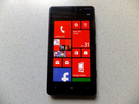 Cheap Lumia 820? Next to the crisp aisle...