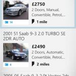 Auto Trader app now on Windows Phone