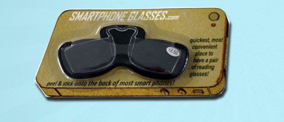 Smartphone Glasses   See quicker