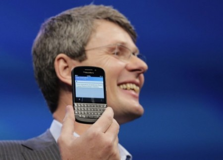BlackBerry Q10 pricing and release date (ish)