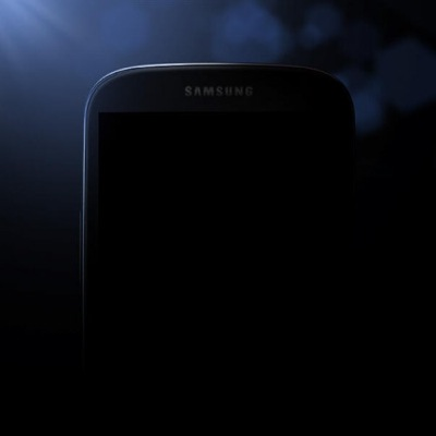 Samsung Galaxy S4 teaser photo