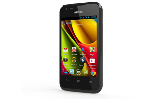 Archos announce three new smartphones