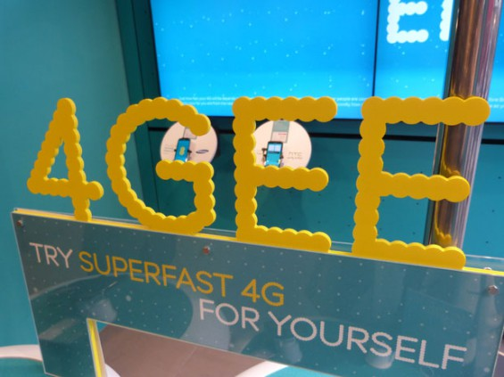 EE adds 12 more towns to 4G