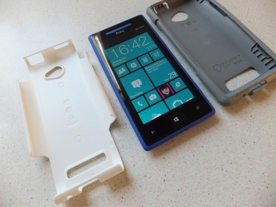 HTC 8X Otterbox pic11