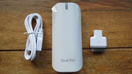 TeckNet iEP517 Power Bank 5200mAh backup battery pack   Review
