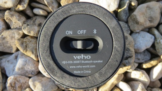 Veho 360 degree M3 Bluetooth Speaker