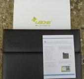 Leicke Sharon Bluetooth keyboard case for Samsung Galaxy Tab 2 10.1   Review