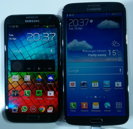 Galaxy Mega 6.3 up for pre order with delivery in July